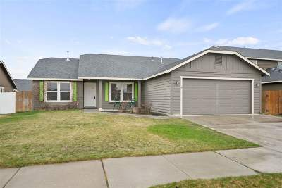 Airway Heights Single Family Home New: 12505 W 2nd St
