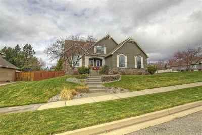 Veradale Single Family Home For Sale: 16814 E 20th Ct
