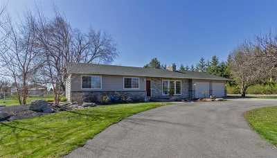 Otis Orchards WA Single Family Home Ctg-Inspection: $415,000