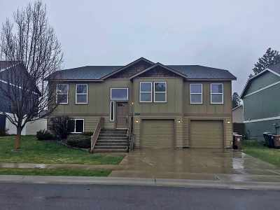 Spokane Single Family Home New: 7704 N Ash Ln