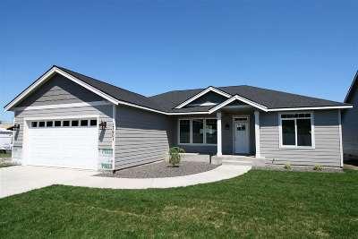 Spokane Valley Single Family Home For Sale: 17601 E 4th Ln
