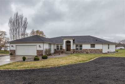 Spokane County, Stevens County Single Family Home New: 13402 S Clear Lake Rd