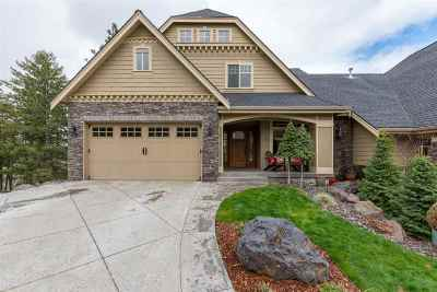 Single Family Home For Sale: 912 W Qualchan Ln