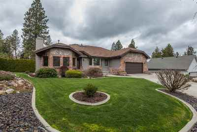 Spokane Single Family Home New: 1726 S Koren Rd