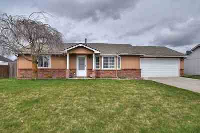 Airway Heights WA Single Family Home New: $189,950