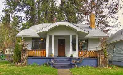 Spokane Single Family Home New: 1003 E 17th Ave