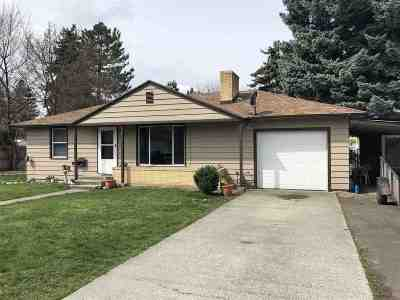 Spokane Single Family Home New: 503 N Burns Rd