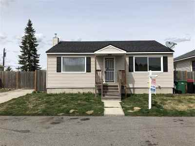 Spokane Single Family Home New: 17415 E Coach Dr