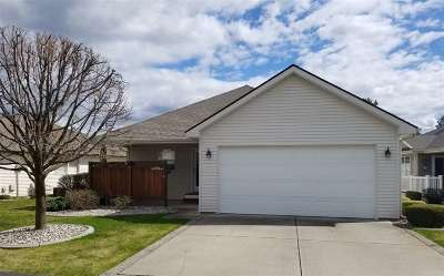 Spokane Single Family Home New: 1502 S Mamer Ln