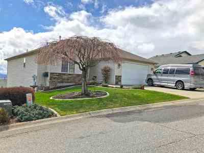 Spokane Single Family Home New: 8816 E Sugar Pine Ln