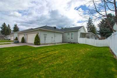 Spokane Valley Single Family Home Ctg-Other: 11102 E Front Ln