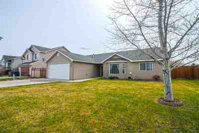 Airway Heights, Medical Lk Single Family Home New: 420 E Norma Lee Ave