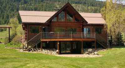 Single Family Home For Sale: 701 A Williams Lake Rd