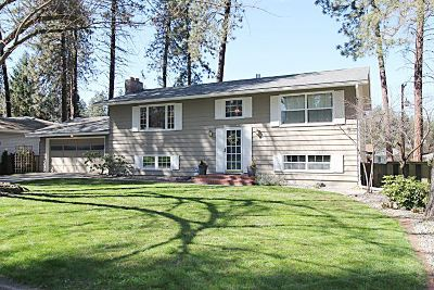 Spokane County Single Family Home New: 1006 W Woodway Ave