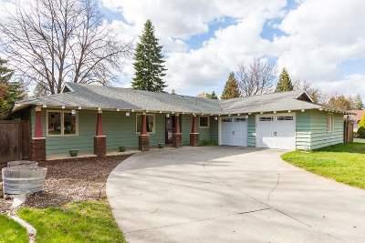 Spokane Single Family Home New: 6012 S Martin St