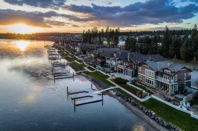 Kootenai County, Spokane County Single Family Home For Sale: 3612 W Shoreview Ln