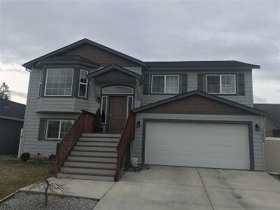 Spokane Single Family Home New: 715 E Canterbury Ln
