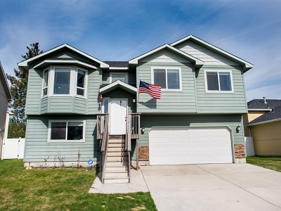 Spokane Single Family Home Ctg-Inspection: 9014 W Campus Dr