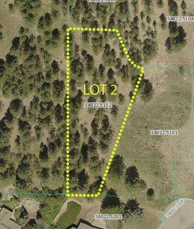 Residential Lots & Land For Sale: 5304 S Glendora Dr #Lot 2