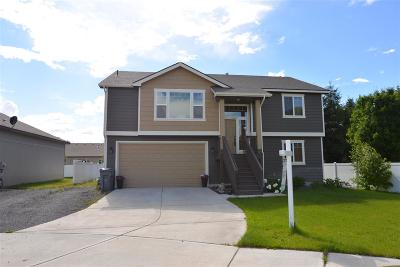 Spokane Valley Single Family Home New: 5307 N Avalon Ct