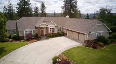 Spokane Single Family Home For Sale: 6503 W Kitsap Dr
