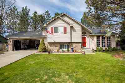 Spokane Single Family Home New: 15305 N Gleneden St