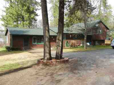 Newport Single Family Home For Sale: 21 Lakeside Dr