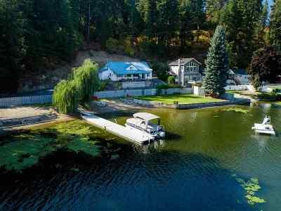 Spokane County, Stevens County Single Family Home For Sale: 11401 N Honeymoon Bay Rd