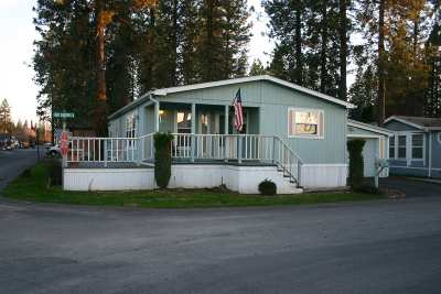Mead Mobile Home New: 3124 E Fort Sumter Ln