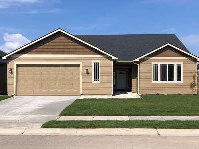 Spokane Single Family Home New: 8307 N Maple Ln