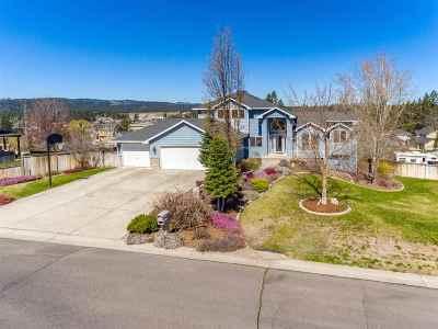 Spokane Single Family Home New: 1018/1005 E Chatham Ct