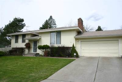 Spokane Single Family Home New: 414 W Rolland Ave