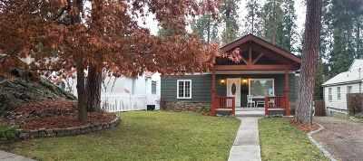 spokane Single Family Home New: 921 E 19th Ave
