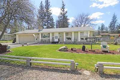 Spokane County, Stevens County Single Family Home Ctg-Inspection: 108 E Franklin Dr