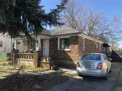 Single Family Home Ctg-Inspection: 4525 N Wall St