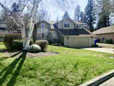 Spokane Valley Single Family Home New: 11306 E 42nd Ct