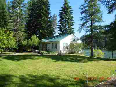 Cusick Single Family Home New: 403841 Hwy 20 Hwy