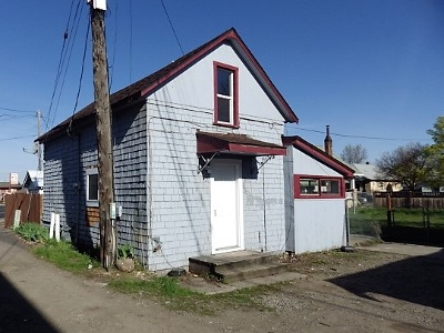 Single Family Home Ctg-Inspection: 1411 W Montgomery Ave