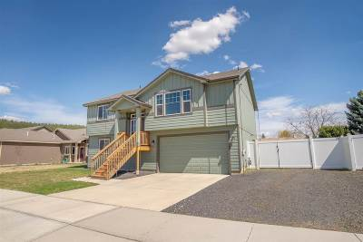 Spokane Valley Single Family Home New: 5218 N Avalon Ct