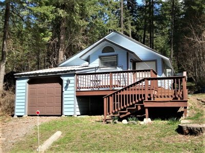 Spokane County, Stevens County Single Family Home For Sale: 13804 N East Newman Lake Rd