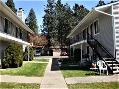 Spokane Condo/Townhouse Ctg-Inspection: 8612 N Mayfair St #Unit #7