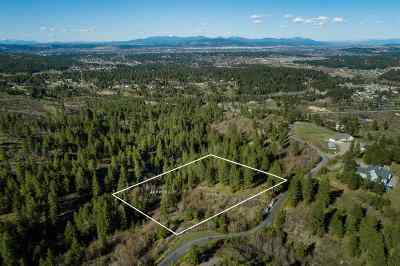 Spokane Valley Residential Lots & Land New: E Grouse Mountain