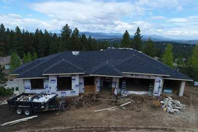 Spokane County Single Family Home For Sale: 5107 S Camus Ln