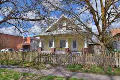 spokane Single Family Home New: 1228 W Shannon Ave