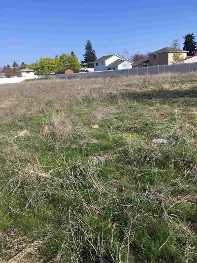 Spokane Valley Residential Lots & Land New: E Boone