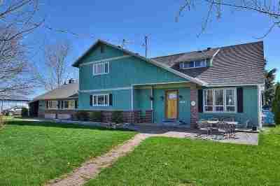 Colbert Single Family Home For Sale: 19614 N Austin Rd