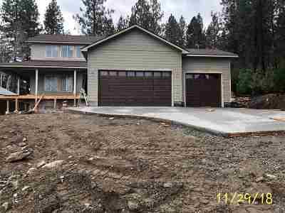 Spokane Valley Single Family Home For Sale: 5506 E 14th Ave