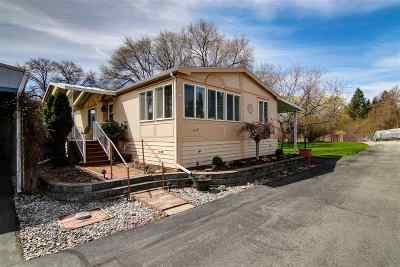 Liberty LK Mobile Home For Sale: 208 S Neyland #42 Ave