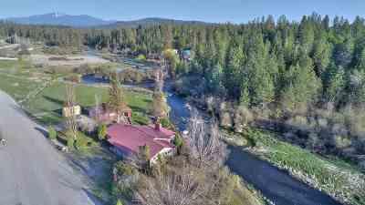 Spokane County, Stevens County Single Family Home For Sale: 4310 E Eloika Rd