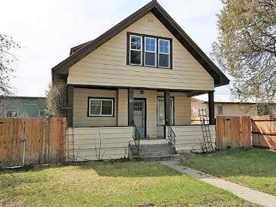 Ione Single Family Home For Sale: 305 Blackwell St